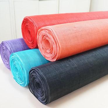 Medium Sizing Machine Weave Sinamay Fabric